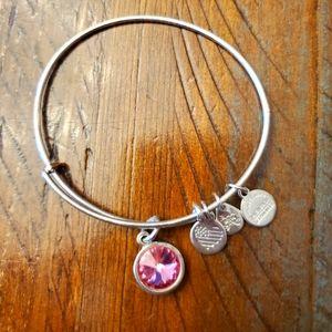 🎈2/$15 Alex and Ani bracelet- October